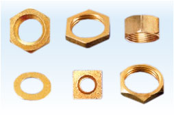 Brass Nuts & Washers