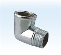 Chrome Plated Elbow F/M